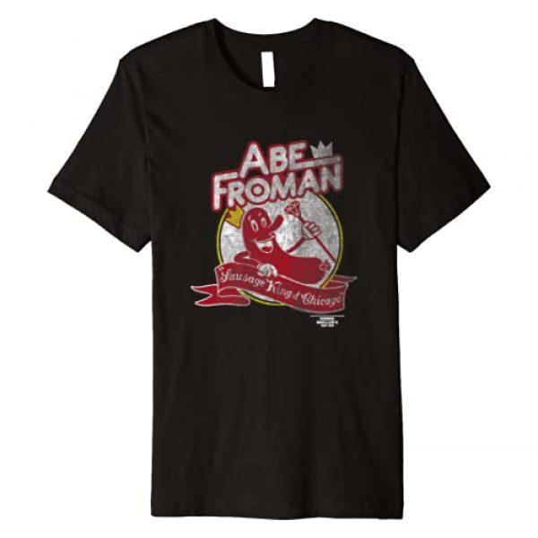 Ferris Bueller's Day Off Graphic Tshirt 1 Ferris Bueller Abe Froman Premium T-Shirt
