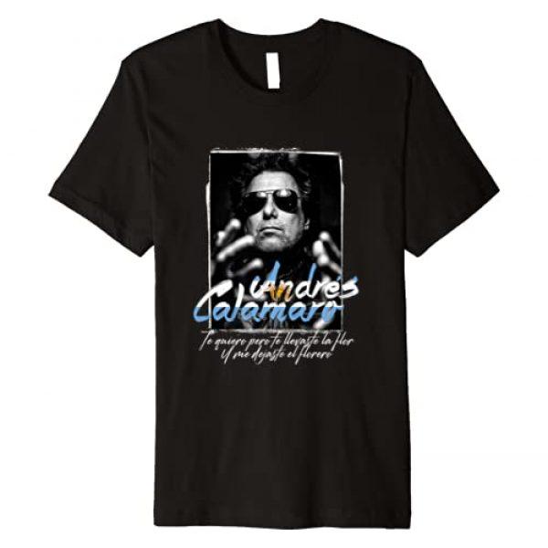 Musica Graphic Tshirt 1 Andres Calamaro Te quiero Igual Premium T-Shirt