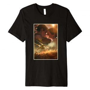 Star Wars Graphic Tshirt 1 Attack of the Clones Anakin Amidala Premium T-Shirt