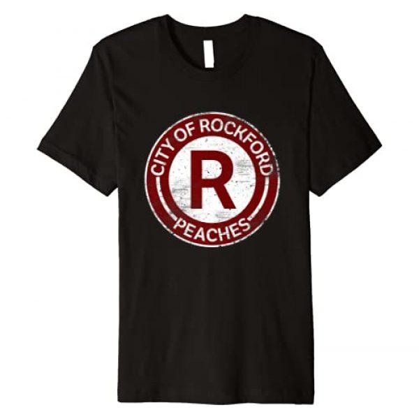 Oldtime Tees Graphic Tshirt 1 Baseball Tshirt Rockford Peaches Shirt Feminist Graphic Tees