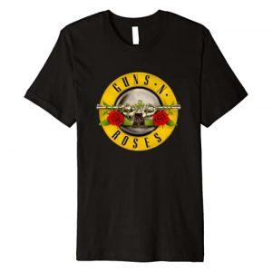 Guns N Roses Graphic Tshirt 1 Guns N' Roses Bullet Premium T-Shirt