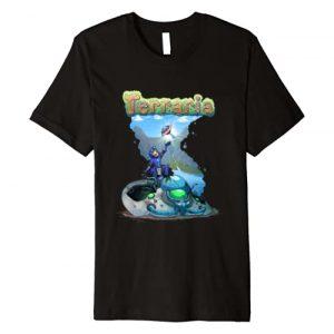 Terraria Graphic Tshirt 1 T-Shirt: Cosmic Car Key