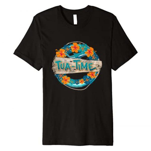 WIR'D Graphic Tshirt 1 Tua Time Aloha Premium T-Shirt