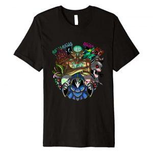 Terraria Graphic Tshirt 1 Boss Rush: Hardmode Edition Premium T-Shirt