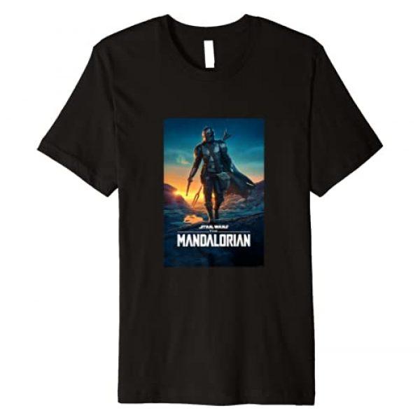 STAR WARS Graphic Tshirt 1 The Mandalorian Season 2 Poster Premium T-Shirt