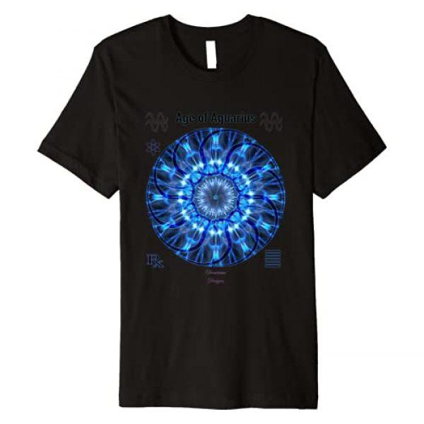 AstralAlchemy Graphic Tshirt 1 T-Shirt: Age of Aquarius
