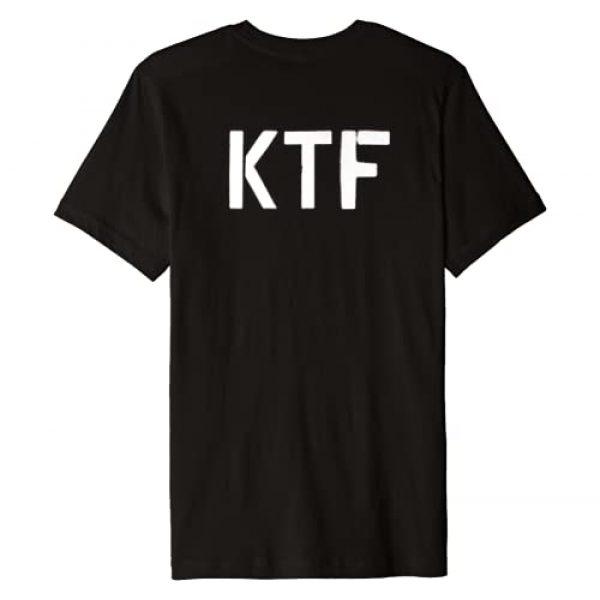 Galaxy's Edge Graphic Tshirt 2 Victory Company KTF Premium T-shirt (light print)