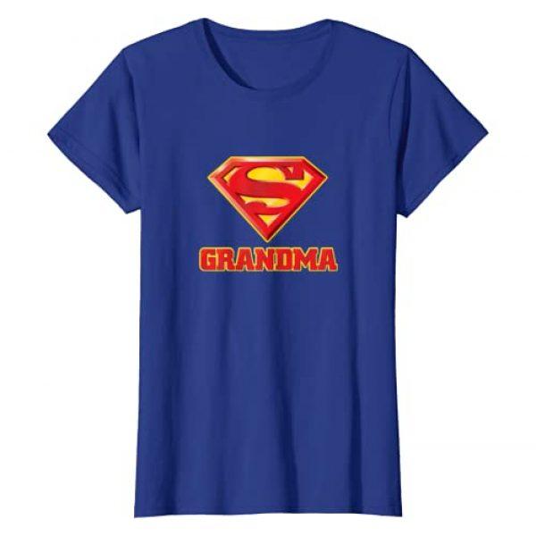 DC Comics Graphic Tshirt 1 Superman Super Grandma T-Shirt