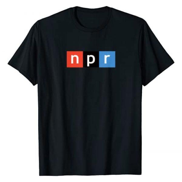 NPR Graphic Tshirt 1 Full Color Logo T-Shirt