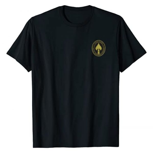 Eads Designs Graphic Tshirt 1 US Special Operations Command SOCOM Military Morale T-Shirt