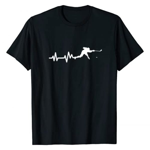 Wintersport & Hockey Tees Graphic Tshirt 1 Ice Hockey Player Gift T-Shirt