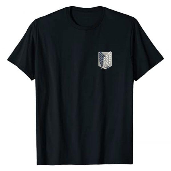 Attack on Titan Season 3 Graphic Tshirt 1 Scout Regiment T-Shirt