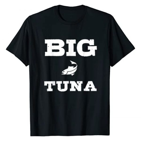 Pioneer Outdoor Tees Graphic Tshirt 1 Big Tuna T-Shirt
