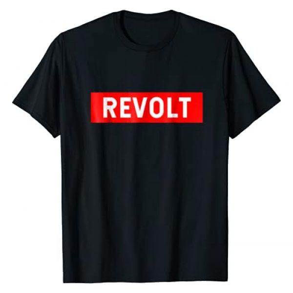 Wintertwined Urban Lifestyle Tees Graphic Tshirt 1 Revolt Rebel Rise T-shirt Men Women Youth