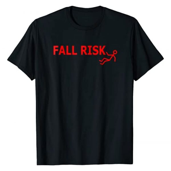 4 Dog and Country Graphic Tshirt 1 Fall Risk Tee Shirt