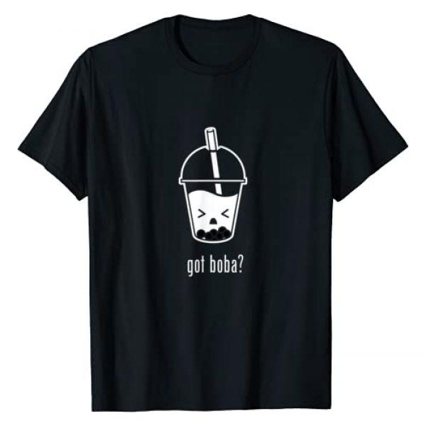 Boba Tea Tees Graphic Tshirt 1 Got Boba Boba Bubble Tea T-Shirt