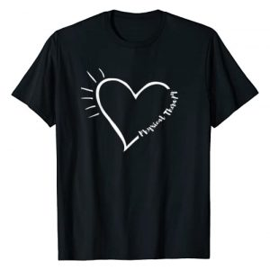 Physical Therapy Apparel Graphic Tshirt 1 Cute Love Physical Therapy Therapist Shirts, Gift for PT T-Shirt