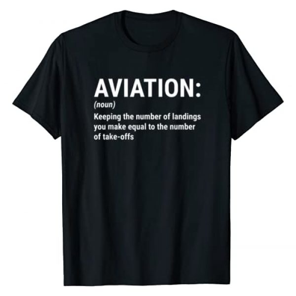 Funny Aviation Definition Apparel Gift Graphic Tshirt 1 Funny Aviation Definition T-shirt Pilot Flying Gift