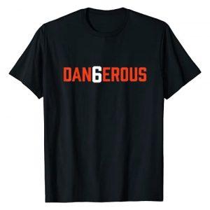 ClvlndDan6erousCo. Graphic Tshirt 1 Dangerous Cleveland Dawg Ohio Fan T-shirt