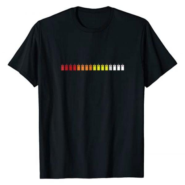 Synth Drum Machine T-Shirts Graphic Tshirt 1 Roland 808 Drum Beats T-Shirt - Synth Drum Machine