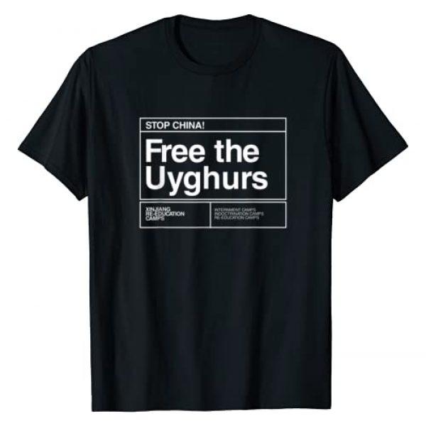 Free the Uyghurs Graphic Tshirt 1 Free the Uyghurs T-Shirt