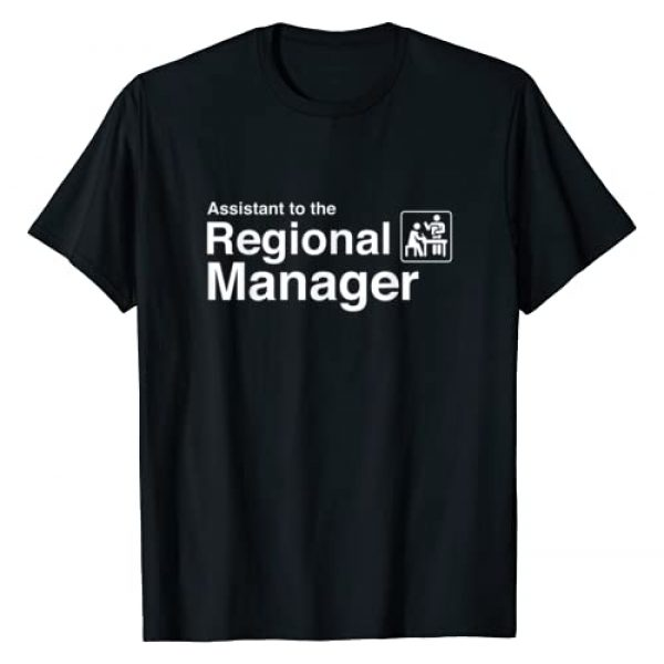 Office Tee Apparel Graphic Tshirt 1 Funny Assistant to the Regional Manager Office T-Shirt