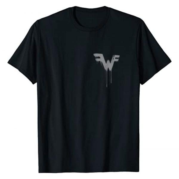 Weezer Graphic Tshirt 1 Drip T-Shirt