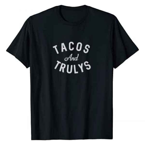 Hop Seltzer Swag 2 Graphic Tshirt 1 Tacos and Trulys Ain't No Laws Hard Seltzer T-Shirt