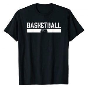 Basketball T Shirts Graphic Tshirt 1 Basketball Player Gift - Basketball T-Shirt