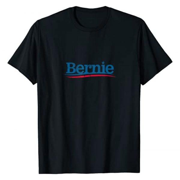 Bernie Sanders For America 2020 Tees Graphic Tshirt 1 Bernie Logo Vintage Distressed Look Bern Sanders 2020 T-Shirt