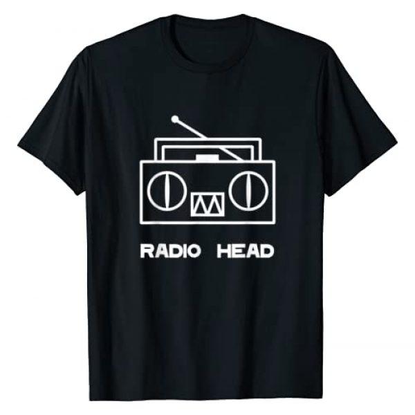 Holy Mackerel Apparel Graphic Tshirt 1 Radio Head T-Shirt