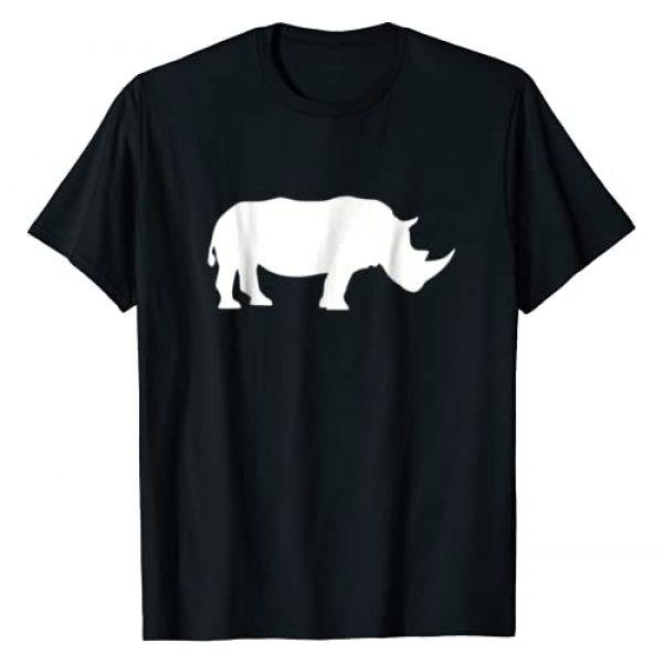 Rhino Tshirts Graphic Tshirt 1 Rhino T-Shirt