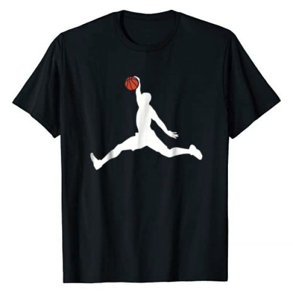 Basketball T Shirts Graphic Tshirt 1 Basketball player T-Shirt