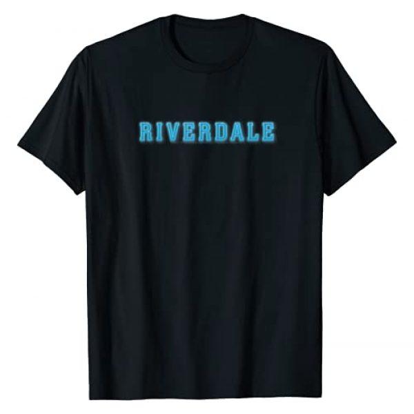 Warner Bros. Graphic Tshirt 1 Riverdale Logo T-Shirt