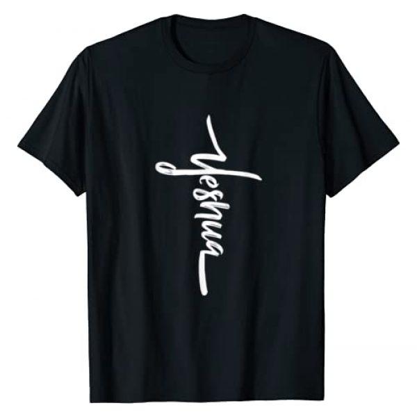 Regina London Graphic Tshirt 1 Yeshua Cross tshirt by Regina London