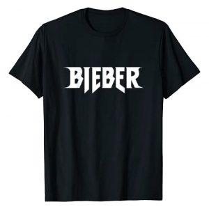Justin Bieber Graphic Tshirt 1 Official Logo T-Shirt