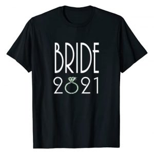 2021 Weddings R Us Graphic Tshirt 1 Bride To Be Married in 2021 Wedding Engagement T-Shirt