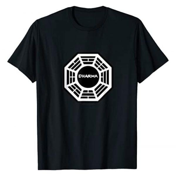 Lost Enterprises Graphic Tshirt 1 Lost Dharma T-Shirt