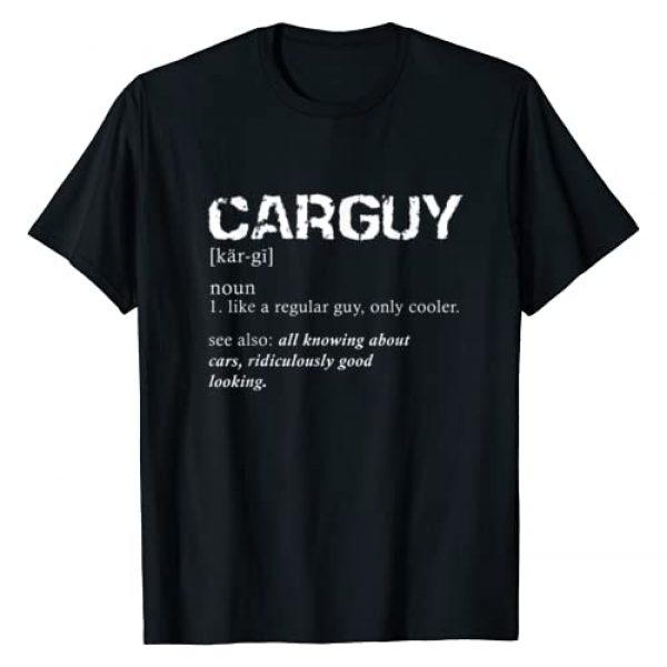 One More Car Part Tees Graphic Tshirt 1 Funny Car Guy T-shirt Car Guy Definition Gear Head Tee T-Shirt