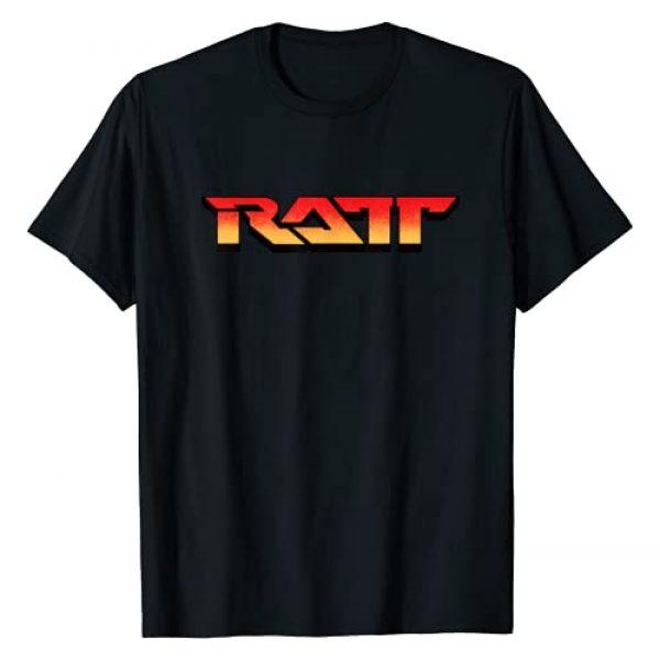 Unknown Graphic Tshirt 1 RATT - RATT Color Logo T-Shirt