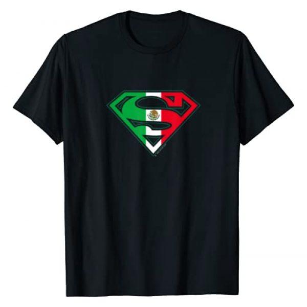 DC Comics Graphic Tshirt 1 Superman Mexican Shield T-Shirt