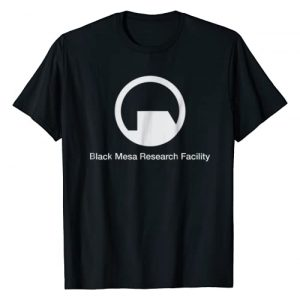 "Half Life 2 Graphic Tshirt 1 ""Black Mesa"" Double Sided t-shirt - HLF011"