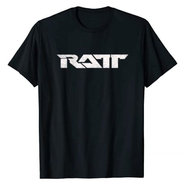 Unknown Graphic Tshirt 1 RATT - RATT Logo T-Shirt