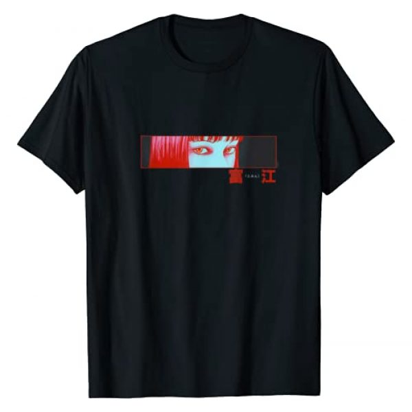 Junji Ito Graphic Tshirt 1 Tomie in Red T-Shirt