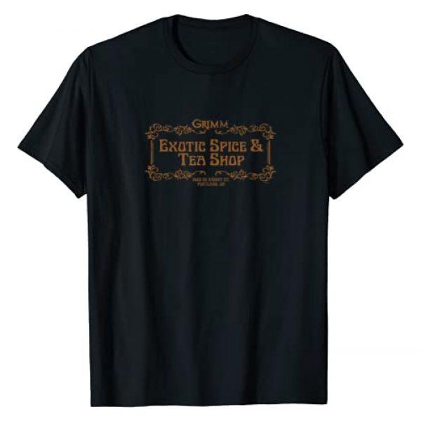 NBC Graphic Tshirt 1 Grimm Exotic Spice & Tear Shop T-Shirt