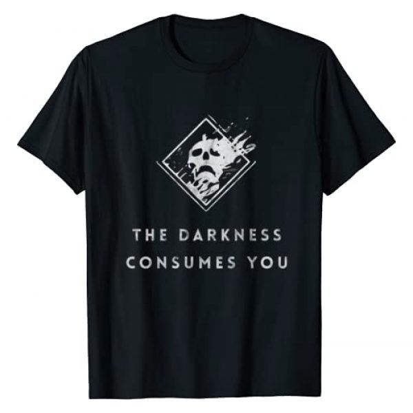 Gamer Raid Gear by PC Graphic Tshirt 1 The Darkness Consumes You - Gamer Guardian T-Shirt