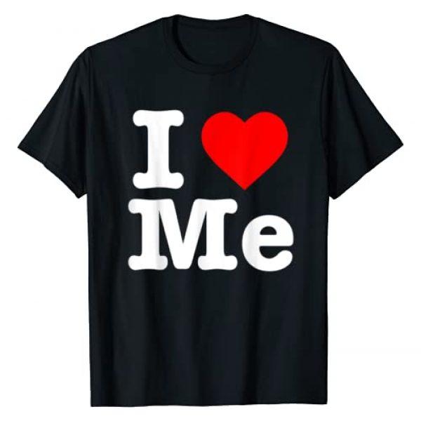 I Love Me I Love Myself TShirts Gifts Graphic Tshirt 1 I Love Me I Heart Myself I Am The Best Go Me I Can Do TShirt