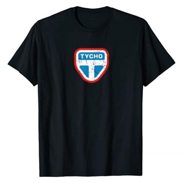 The Expanse Graphic Tshirt 1 Tycho Station Logo T-Shirt