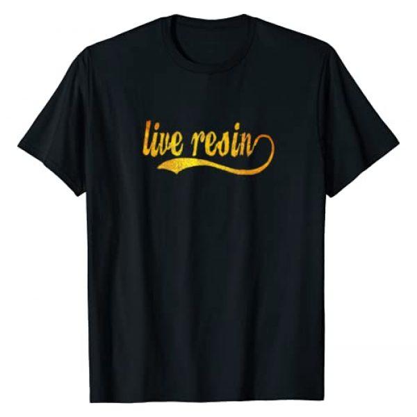 Terp Hunters Graphic Tshirt 1 Live Resin T-Shirt