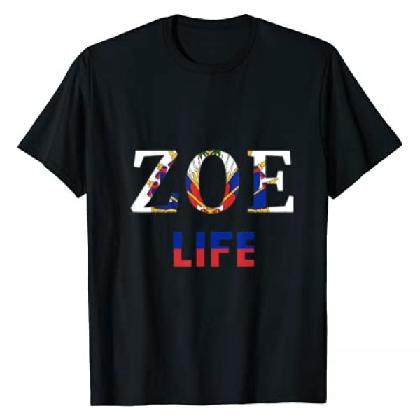 ZOE Life Haiti pride Haitian Flag Day ayisien Graphic Tshirt 1 Zoe Life Haitian Pride Perfect Haiti Flag Day Gift T-Shirt